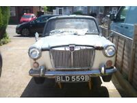 MG 1100 saloon 1964