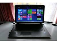HP PAVILION 17 INCH( NEGOTIABLE)