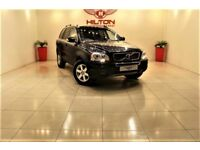 VOLVO XC90 2.4 D5 ACTIVE AWD 5d 185 BHP (black) 2010