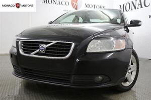 2009 Volvo S40 2.4L FWD, MANUEL, MAGS, HEATED SEATS, A/C
