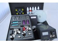 Professional Tattoo kit everything needed to get started