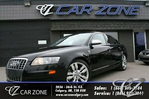 2008 Audi S6 5.2 Low Kms, Financing Available