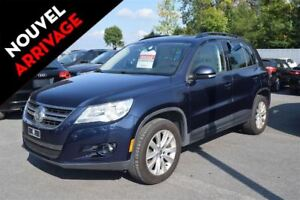 2011 Volkswagen Tiguan 4MOTION 2.0T CUIR TOIT PANO  MAGS
