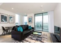 BRAND NEW VACANT! DESIGNER FURNISHED 1 BEDROOM APARTMENT DOLLAR BAY POINT CANARY WHARF E14 DOCKLANDS