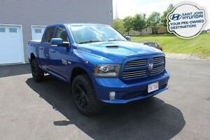 2014 Ram 1500 Sport! LIFTED! TIRES! LEATHER! SUNROOF! NAV!