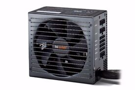 Be Quiet! Straight Power 10 Cm Power Supply (500 Watts) 80 Plus Gold (Brand New)