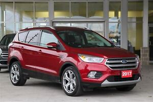 2017 Ford Escape Titanium Top of the line Save almost $10000 fro