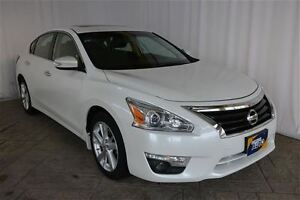 2014 Nissan Altima 2.5 SL WITH NAVIGATION, LEATHER & MOONROOF