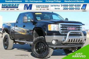 2013 GMC Sierra 3500HD SLT*CONV PKG*REMOTE START*DIESEL*