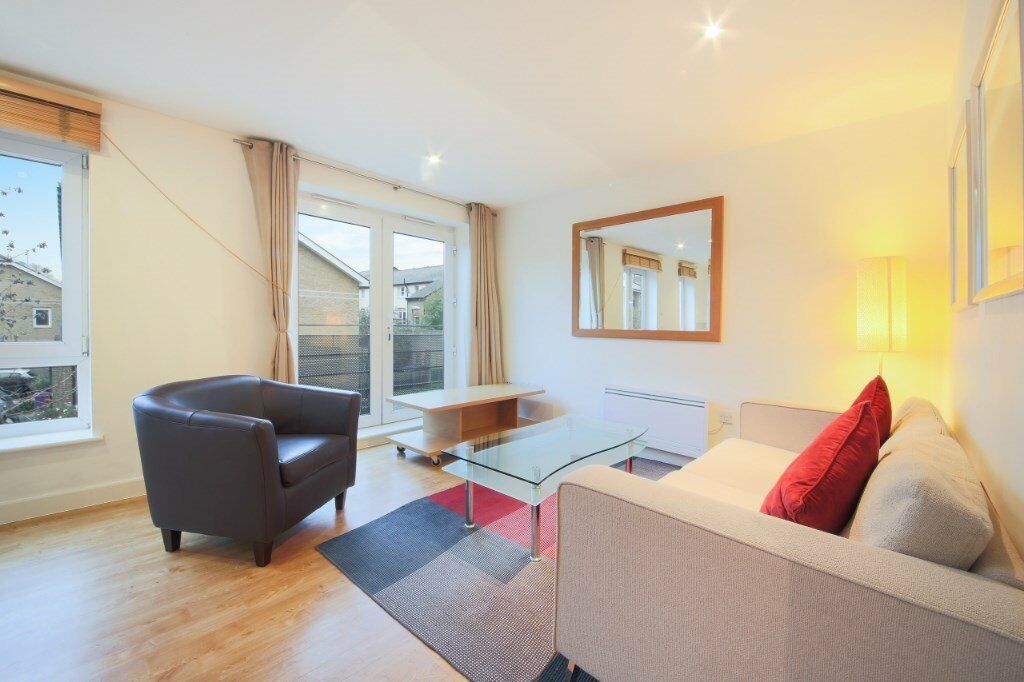 MODERN 1 BED - VACANT - Queensgate House, Hereford Road E3 BOW MILE END STRATFORD POPLAR