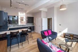 2 bedroom flat in Kayes Walk, Nottingham, NG1 (2 bed)