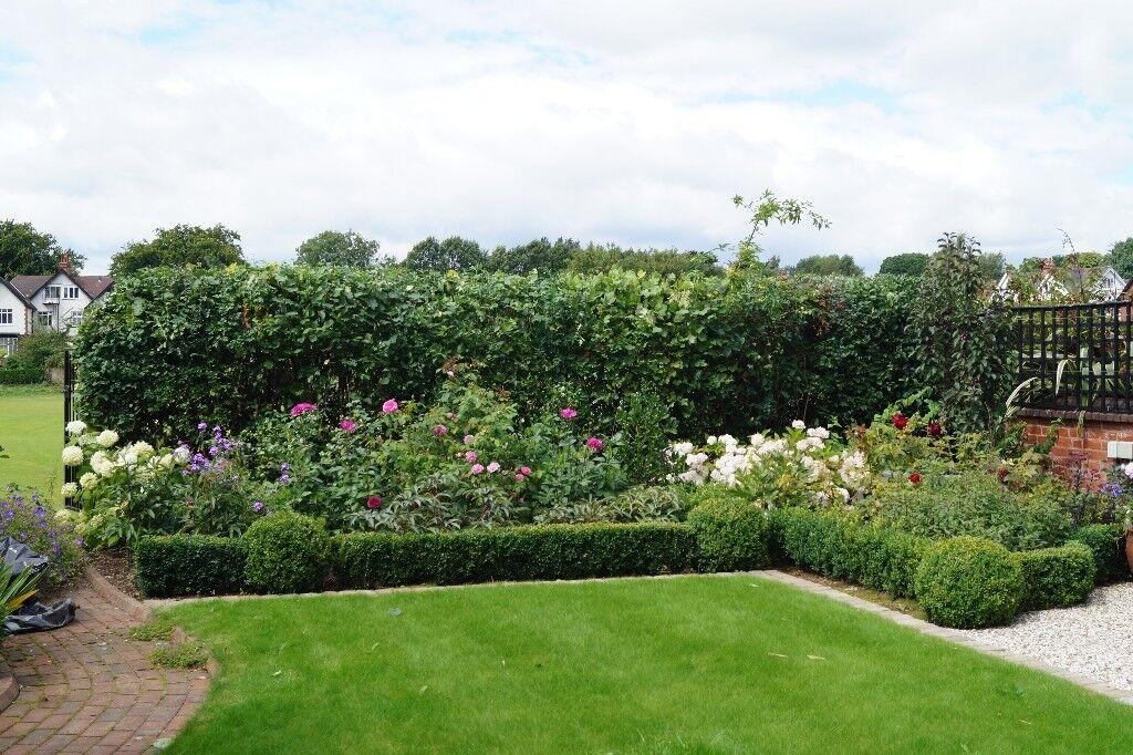 Gardener, Conservationist and Garden Designer, J.K Conservation Projects - Landscape Gardener -