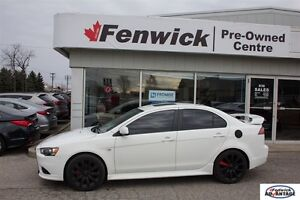 2014 Mitsubishi Lancer GT AWC - One Owner - Accident Free