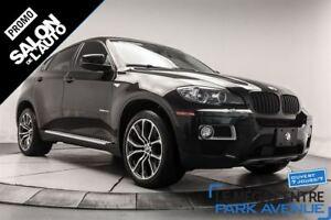2013 BMW X6 xDrive35i, AWD, NAV, CUIR,TOIT **RÉSERVÉ**