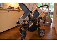 iCandy Peach Blossom Double Twin Buggy