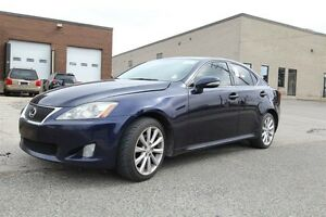 2009 Lexus IS 250 AWD|LEATHER|