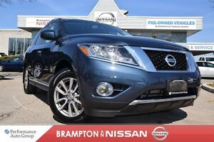 2014 Nissan Pathfinder SL *Leather,Rear view monitor,Heated seat