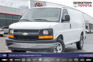2017 Chevrolet Express 2500 Air Conditioning, Power Windows, Pow