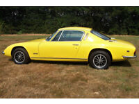 LOTUS ELAN+2 S130 WANTED LOTUS ELAN+2 S130 WANTED LOTUS ELAN+2 S130 WANTED
