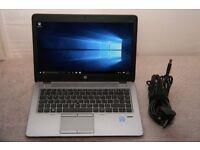 "Laptop HP Elitebook 840 G2 - 14"" Intel Core i5 5200U 2.2GHz - 500GB HDD 8GB RAM + Win 10 Pro"