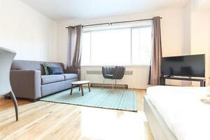 0BR Furnished - Flexible 4 to 8 month lease! #353