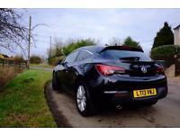 Astra GTC 1 owner from new with 12 months MOT