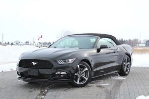 2016 Ford Mustang 3.7L V6* CONVERTIBLE* BLUETOOTH* 4.2 LCD*