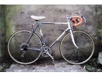 PEUGEOT LE TOUR, 22.5 inch, 57 cm, vintage racer racing road bike, 10 speed