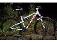 Trek Superfly 100 AL Elite full suspension mountain bike