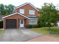 4 bedroom house in Dunston Drive, Hessle, HU13 (4 bed)