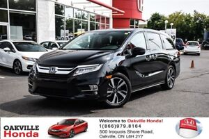 2018 Honda Odyssey Touring 1-Owner|Clean Carproof|Demo|Alloy Whe