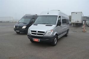2007 Dodge Sprinter High Roof passenger
