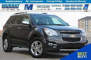 2015 Chevrolet Equinox LTZ*SUNROOF*HEATED SEATS*POWER LIFTGATE