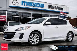 2012 Mazda MAZDA3 GS-SKY SPORT CLEAN CAR PROOF LEASE RETURN