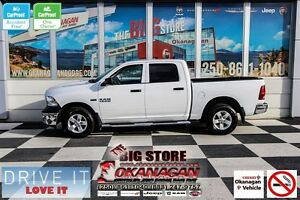 2015 Ram 1500 ST, Accident Free, One Owner, Not Smoked In, MINT!