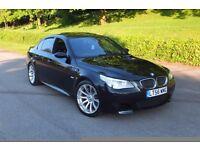 BMW E60 M5 SMG V10 507 BHP ADAPTIVE LIGHTS HEATED SEATS ONLY 78K MILES 2006