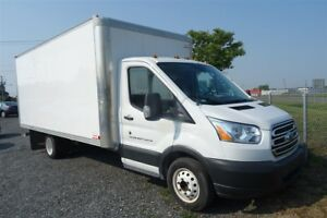 2016 Ford Transit 350 HD 16 PIEDS