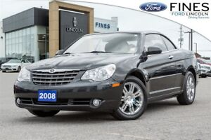 2008 Chrysler Sebring Limited - SOLD! CONVERTIBLE, LOW MILEAGE
