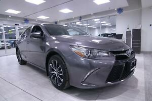 2017 Toyota Camry XSE, NAV, LEATHER, NO ACCIDENT, ONE OWNER, RHT