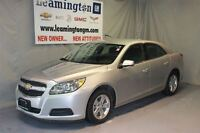2013 Chevrolet Malibu This is a recent trade you can SAVE HUNDRE