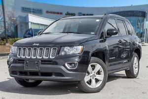 2016 Jeep Compass HIGH ALTITUDE, LETAHER, SUNROOF