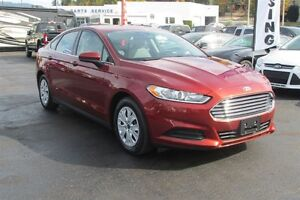 2014 Ford Fusion S - Remote Start!