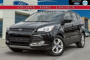 2014 Ford Escape FORD CERTIFIED, LOW RATES % & EXTRA WARRANTY!