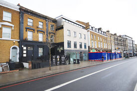 Fully Furnished Two Bedroom Flat In A Period Terrace Just 2 Mins From New Cross Station