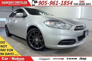 2013 Dodge Dart PRE-CONSTRUCTION SALE| SXT| BLUETOOTH & MORE
