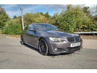 BMW 330d M Sport Coupe Graphite Grey - PRICE DROP