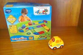 Track set and car