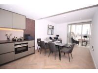 *AMAZING BRAND NEW 2 BED 2 BATH APARTMENT IN BATTERSEA POWER STATION FLADGATE HOUSE SW11 CHELSEA