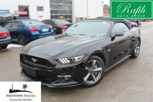 2015 Ford Mustang Convertible GT Premium-Manual