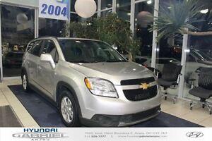 2012 Chevrolet Orlando LT DEMAREUR A DISTANCE !